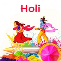 Holi - 10th March