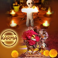 Pujas for Protection (Enemies, Ghost)