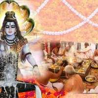 Shravan Maas Puja