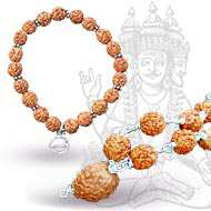 4 mukhi Brahma Mala
