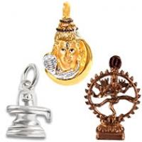 Shiva Pendants