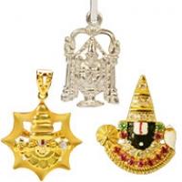Tirupati Balaji Pendants