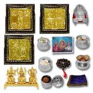 Spiritual Yantra Kits
