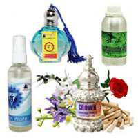 Attar Essential Oil and Waters