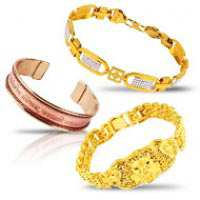 Gold Silver and Other Bracelets