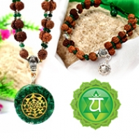 Anahata Chakra Jewellery