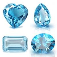 Blue Topaz Stone
