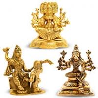 Durga, Other Goddesses Idols