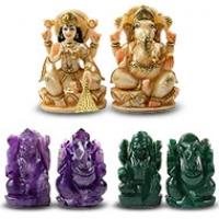 Ganesha Laxmi Idols