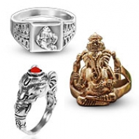 Ganesha rings