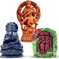 Gemstone Statues (Idols)