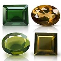 Green Tourmaline Stone