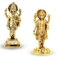 Lord Dhanavantri Idols