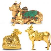 Nandi (Bull) Idols