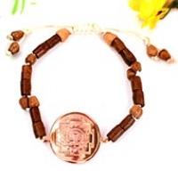 Copper Yantra Bracelets
