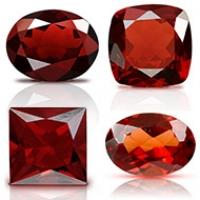 Red Garnet Stone