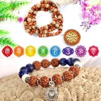 Rudraksha Ratna Chakra Jewellery