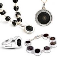 Shaligram Rings, Malas, Bracelets
