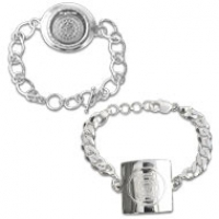 Silver Yantra Bracelets