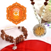 Swadhisthana Chakra Jewellery