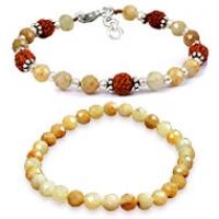 Yellow Sapphire Bracelets