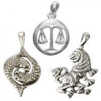 Zodiac lockets