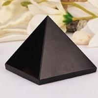 Black Jade Pyramids