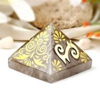 Chakra Vastu Gemstone Pyramids