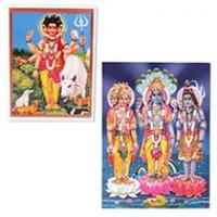 Dattatreya and Trimurti