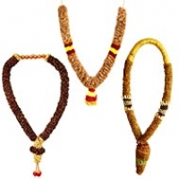 Spices and Dry Fruits Mala