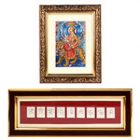 Maa Durga Mata Photo Frames