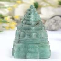 Emerald Shree Yantra