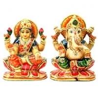 Ganesh-Laxmi Idols