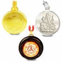 Ganesh yantra Locket