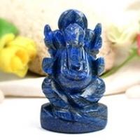 Ganesha (Lapis Lazuli)