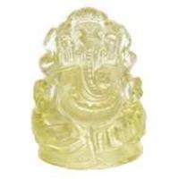 Ganesha (Lemon Topaz)