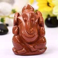 Ganesha (Sunstone)