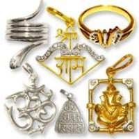 God Pendants in gold and silver