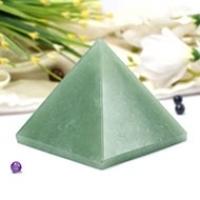 Green jade Pyramids