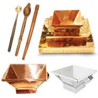 Havan Kund Kit and Sticks
