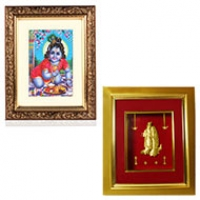 Lord Shri Krishna Photo Frames