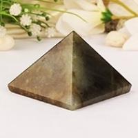 Labradorite Pyramids