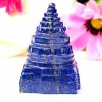 Lapis Lazuli Shree Yantra