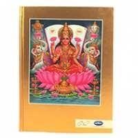 Laxmi Accounts books and Spiritual Diaries