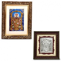 Tirupati Balaji Photo Frames