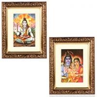 Lord Shiva Photo Frames