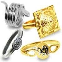 Hindu Gods, Mantra Rings