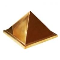 Metal Pyramids