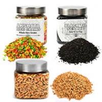 Nav dhanya, Seeds, rice