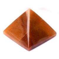 Orange Jade Pyramids